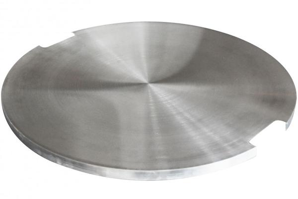 Bilde av Rustfrit ståldæksel for rund brænder - Lunar Bowl